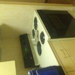 Kitchen in presidential suite