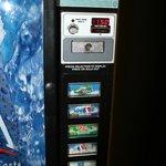 vending machine in hotel