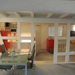 Penthouse-Maisonnette-Wohnung
