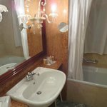sink/shower