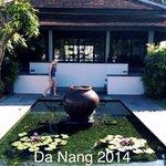 our villa entrance