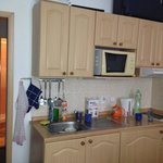 Kitchen on the room