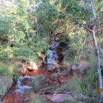 Waterfal on Shondoro