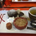 Café ou thé gourmand : un des meilleurs de La Rochelle pour ne pas dire LE meilleur