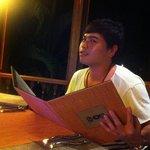 checking menu