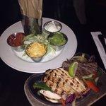 Fajitas beef&chicken