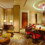 Si Chuan Dou Hua - VIP dining room
