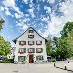 """Das Restaurant im Kloster Fahr """"Zu den Zwei Raben"""""""