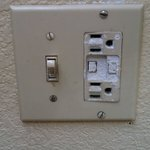 Outlet that shocked me