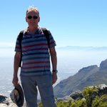 The Top of Table Mountain, Cape Town