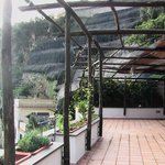 amalfi-hotel la pergola-terrazzo
