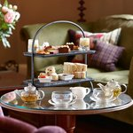 Afternoon Tea in the main lounge