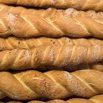 Pane farro e Kamut solo con farina biologica