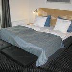 Dejlige senge.