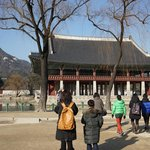 Gyeongbokgung Palace (also within walking distance of hotel)