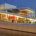 Oslo. Den Norske Opera & Ballett.