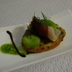 Amuse Bouche - so simple and so tasty
