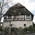 Abtisches Zoll- Und Zehntenhaus Burg