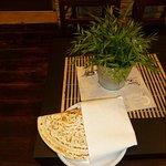 Cassone al tavolo