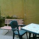 terrazzino....fortuna pioveva semrpe