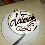 Caffè personalizzato....