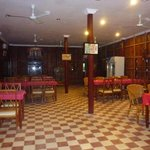 Bopha Angkor Restaurant une autre salle annexe