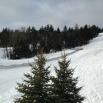 Terrain parks for the boarders