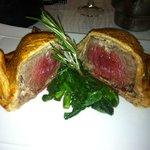 Beautiful Beef Wellington