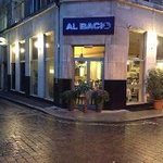 Al Bacio is the restaurant where everyone is treated like a celebrity