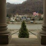 View across the Kanawha River