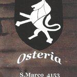 Osteria Leon Bianco, Venise.