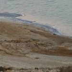 Dead Sea from window