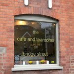 The Cafe and Tearooms on Bridge St
