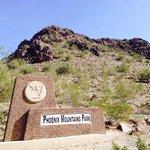 Entrance to to Pestewa-Squaw Peak