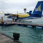 Our Sea plane
