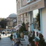 Home of Les Arts Turcs II near the Main entrance of Topkapi palace