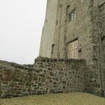 Castle outside