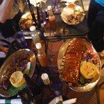 Very nice meal