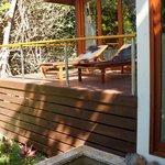Room sun deck