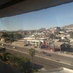 Vista al exterior (Blvd. Kino) desde el 5to piso