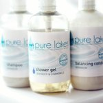 Organic bathing products