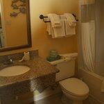 Bathroom rm 1529