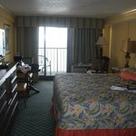 View of room from entry, room 1529