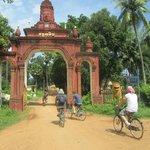 Une idée : visiter Battambang à vélo