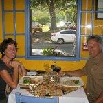 Wining & Dining in Art Café