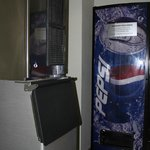 ice and vending mashines on our floor