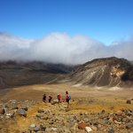 Top of the world - Tongariro 3