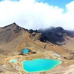 Top of the world - Tongariro