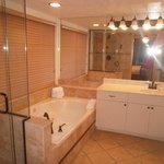 baño de habitacion principal