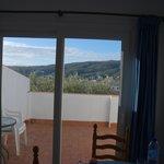 Vista terraza a la bahía de Cadaqués